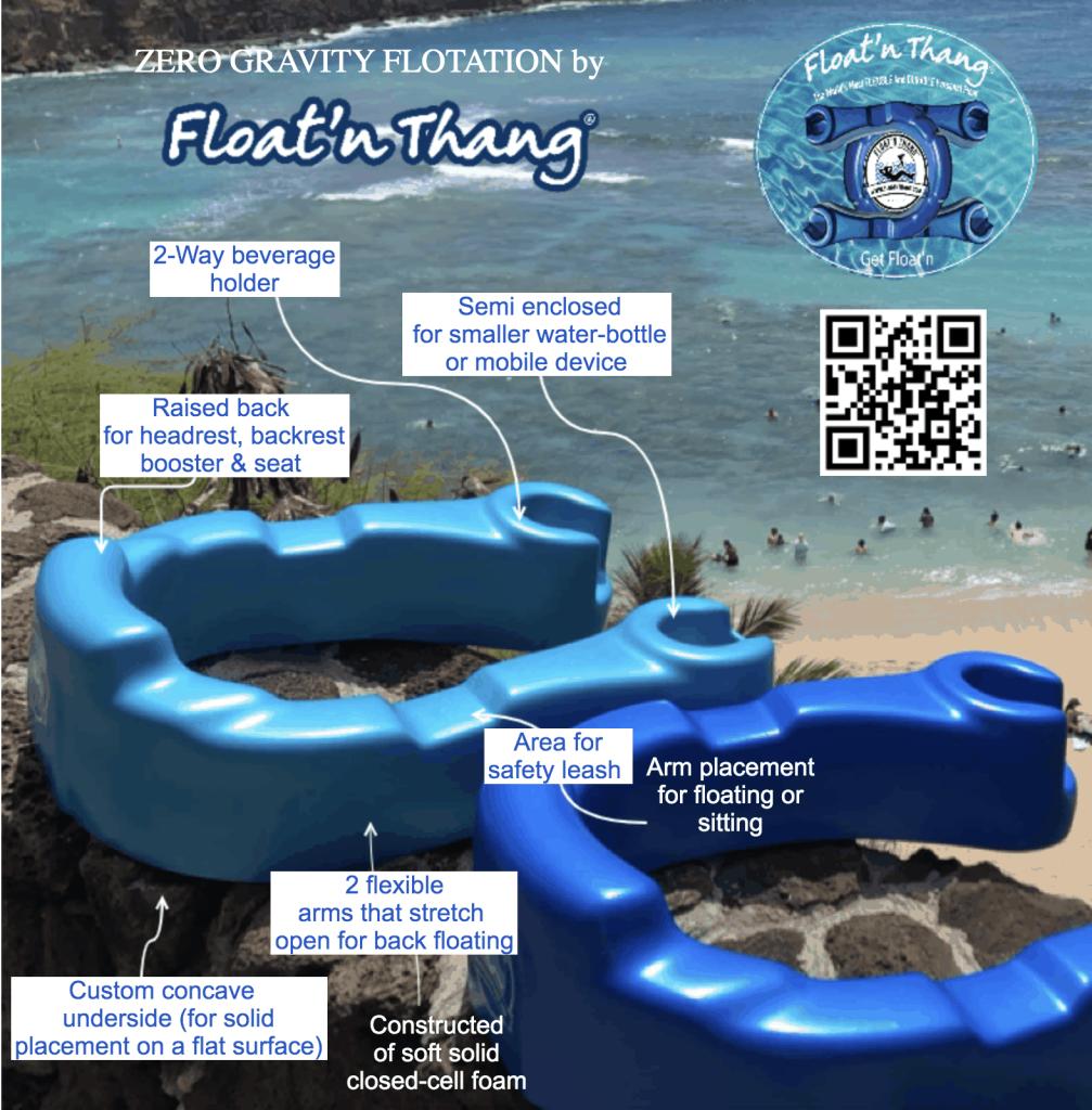 FloatnThang Zero Gravity Flotation