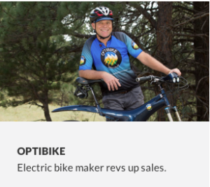 Automation in Action with OPIBIKE
