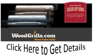 bbq wood pellet grill company